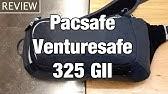Pacsafe Venturesafe 45L EXP45 Fatal Flaw  - YouTube c233712c3fb96