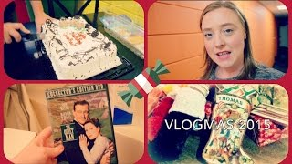 Vlogmas 2015 Day 4: Cake For Breakfast