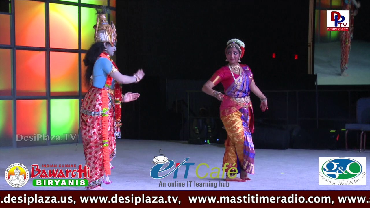 Classical Dance performance @ NATS Conference - Chicago