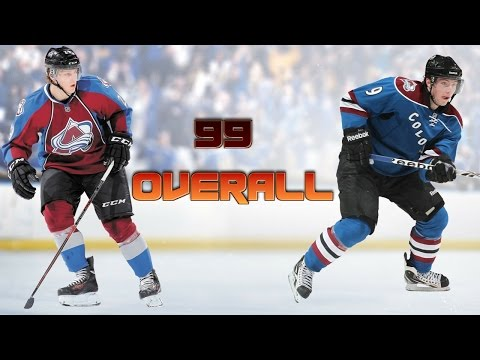 What if the Colorado Avalanche Had Only 99 Overall Players? - NHL 17 Simulation