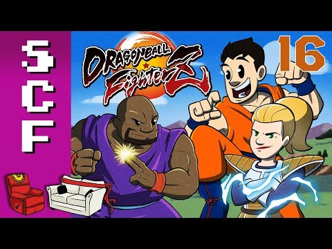 """Dragon Ball FighterZ (Story Mode) - Part 16: """"Photosynthesis!"""" Featuring Dodger!! SCF: AM!"""