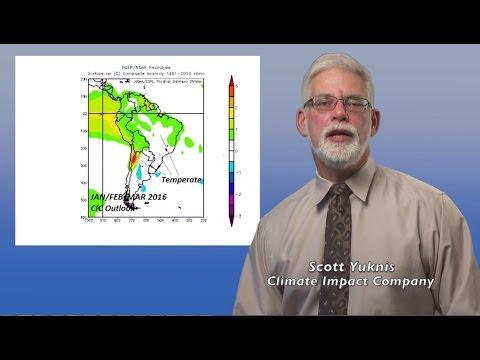 Climate Forecast: The Americas