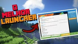 O melhor Launcher de Minecraft do mundo!!! (PIRATA E ORIGINAL)
