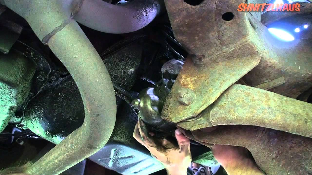 How To: Replace Starter, 94 Chevrolet Silverado C1500 5.7L - YouTube
