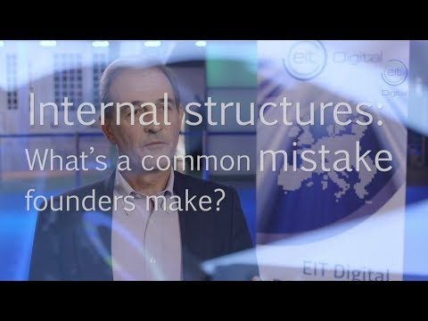 Scaleup Insights | Founder's mistakes on internal structures