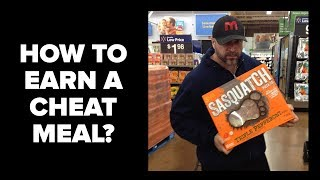 """""""Earning"""" a Cheat Meal - Who Should and SHOULDN"""