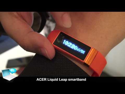 ACER Liquid Leap smartband