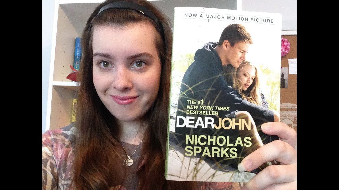 book report on dear john