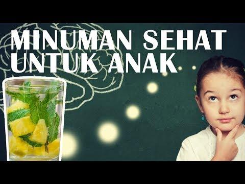 Minuman Sehat Untuk Anak - Anak