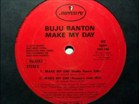 Buju Banton   Make My Day Radio Remix