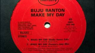 Buju Banton   Make My Day Radio Remix