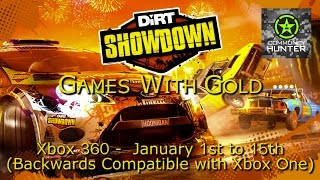 DiRT: Showdown - Games With Gold