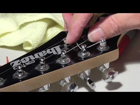 how-to-restring-an-electric-guitar-for-beginners
