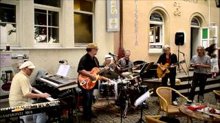 T-Bone Blues Band - LIVE - Intro und Shuffle (T-Bone Walker)