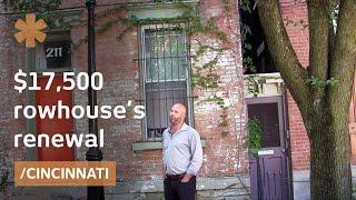 Rust Belt rebirth: a $17,500 Cincinnati old home renewal