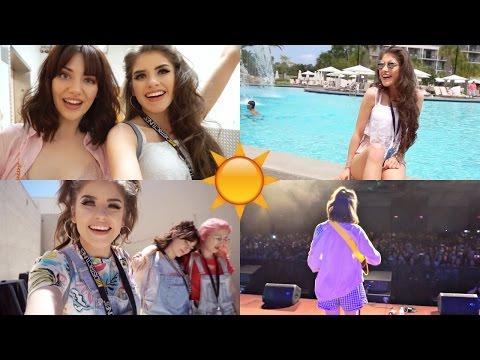PLAYLIST LIVE 2017 IN FLORIDA! | JESSIE B & MELANIE MURPHY