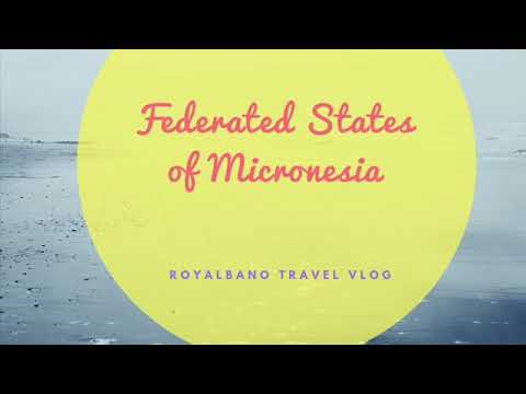 Travel Vlog: FSM (Federated States of Micronesia)