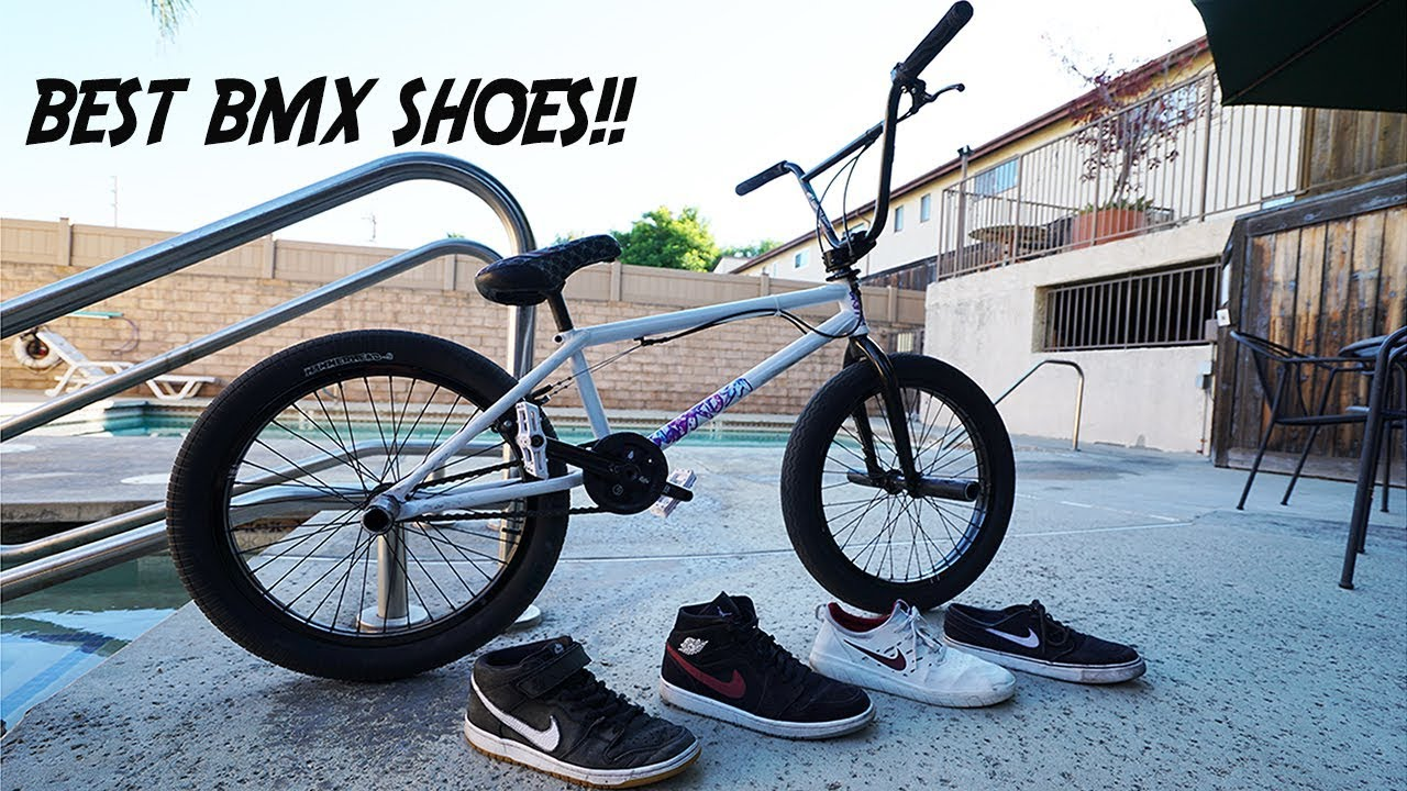 THE BEST SHOES FOR BMX!