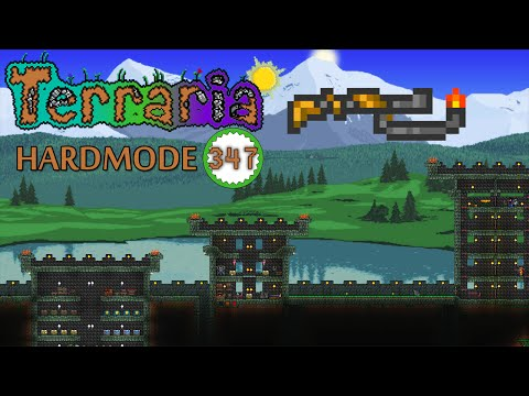 Terraria Part 347 - FLAMETHROWER