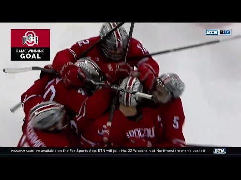 None - Buckeye Hockey Team Earns Number Three Seed In NCAA Tournament