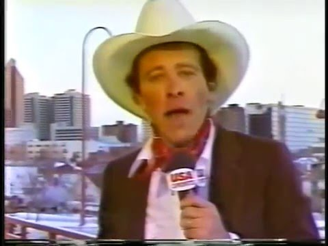 1985 NHL All-Star Game Opening (Calgary)