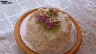 5 Самых изысканных украшений тортов