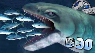VIP MONSTERS!! || Jurassic World - Lagoon Series - Ep 30 HD