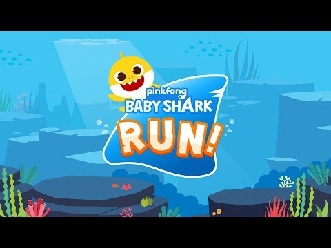 [App Trailer] Baby Shark RUN!