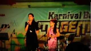 Azie - Pelamin Anganku Musnah - Karnival Bakat My Gempak Sarawak 2012