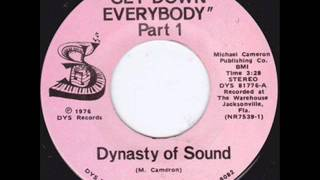 Dynasty Of Sound - Get down everybody Part 1 & 2