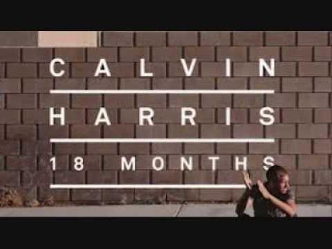Calvin Harris-Bounce feat. Kelis (18 Months album)