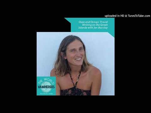 Ouzo and Octopi: Travel Writing on the Greek Islands with Jen Barclay