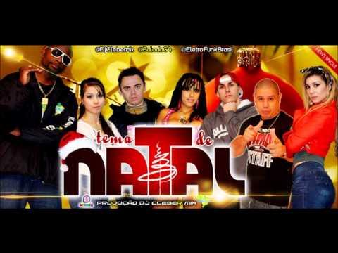 Dj Cleber Mix Feat Eletrofunk Brasil - Tema De Natal ( 2013 )