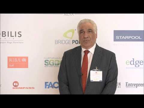 Dr. Hisham Fathy, Managing Director of T.H.E. Qatar Engineering Consultancy W.L.L.