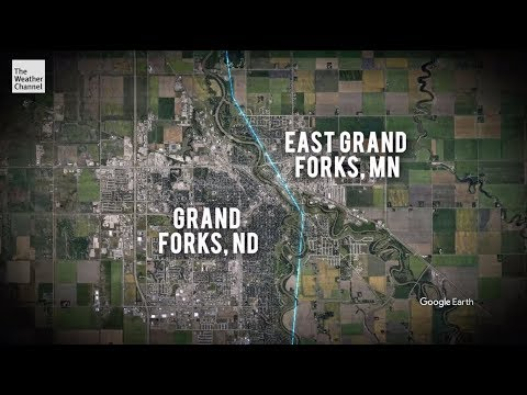 Fighting The Floods: Grand Forks