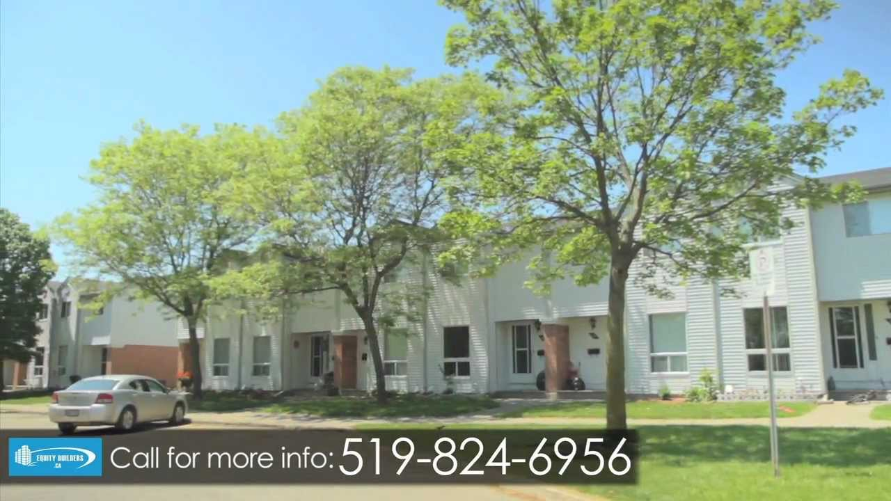 Guelph Apartment - Equity Builders - 40 Imperial - YouTube