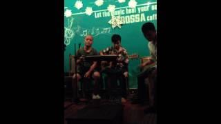 Những đêm mưa rơi - Bùi Thọ ft qtb live at Bossa coffe