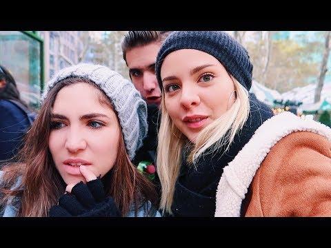 MI PRIMERA VEZ EN NUEVA YORK🙊 *Vlog del viaje completo*