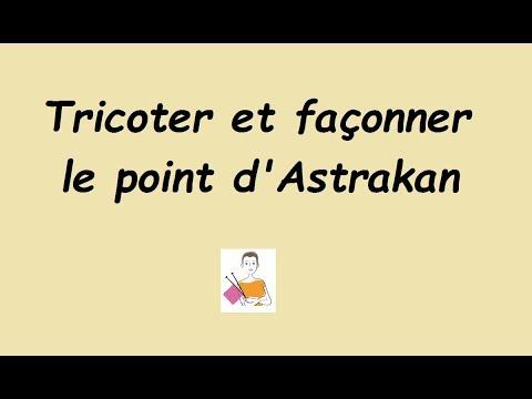 Point Fantaisie Tricoter Le Point Dastrakan