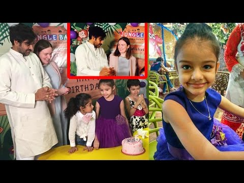Thumbnail: Pawan kalyan and Anna lezhneva daughter Polena Birthday celebrations