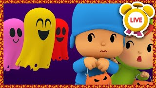 🔴 LIVE 🔴 POCOYO in ENGLISH - The Haunted House | Full Episodes | VIDEOS and CARTOON for KIDS