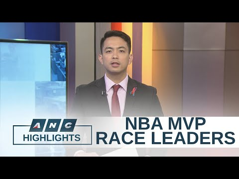 NBA MVP Race Leaders | Early Edition