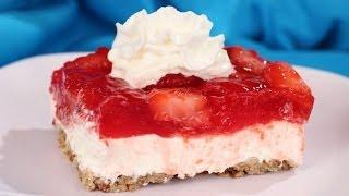 Strawberry Pretzel Delight Recipe