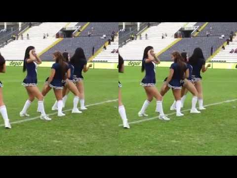 big bubble butt cheerleaders