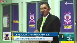 Lindomar Amorim   Pronunciamento Câmara de Russas   26 01 21