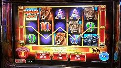 Safari Spirit Bonus Retrigger Free Games