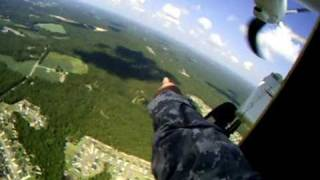 USASOC | Jumpmaster Training Video | Actions in the Aircraft