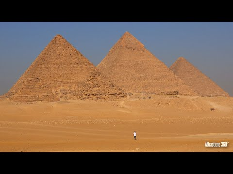 Egypt Travel Adventure! Egyptian Pyramids & More