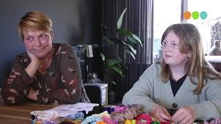 Lynn van  Oene start verkoopactie om haar moeder te helpen