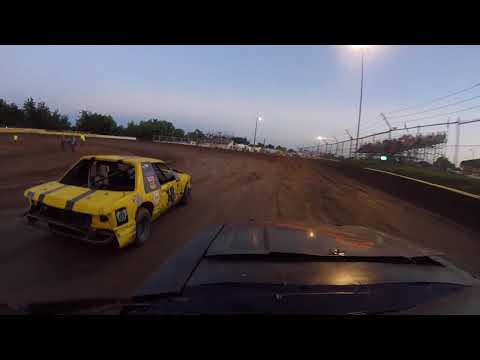 6/9/18 Heat Race Creek County Speedway